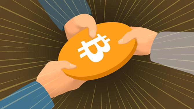 Bitcoin, tiền ảo,