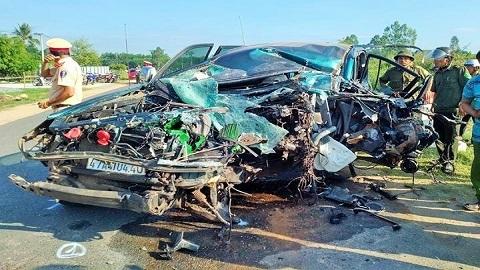 tai nạn, tai nạn giao thông, Đắk Lắk