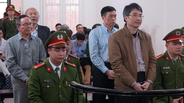 Bố con Giang Kim Đạt chuẩn bị hầu tòa phúc thẩm