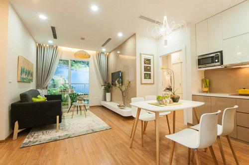 Mua căn hộ Anland Complex được tặng gói nội thất thông minh