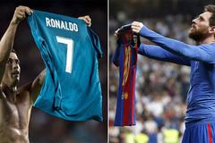 Real hạ đẹp Barca: Ronaldo, siêu sao và hàng nhái