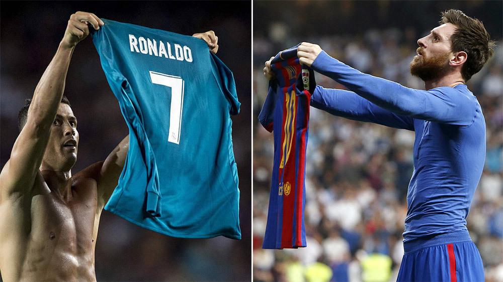 Real Madrid, Barca, Ronaldo, Messi, Siêu kinh điển, El Clasico, Siêu Cúp Tây Ban Nha