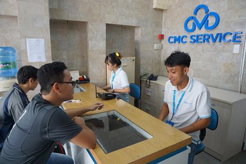 CMC P&T trở thành nhà bảo hành ủy quyền linh kiện ASUS