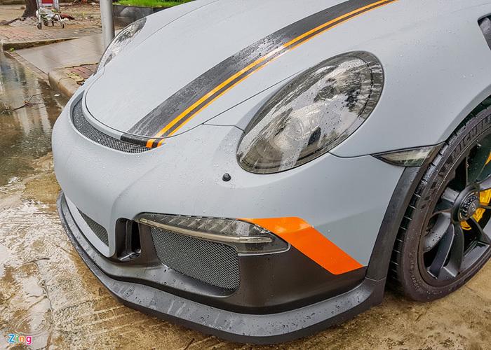 Cường Đôla độ Porsche 911 GT3 gợi nhớ Car Passion