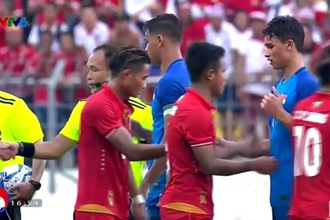 U22 Myanmar 2-0 U22 Singapore