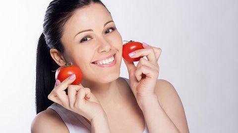 Hiệu quả làm đẹp từ quả cà chua đối với làn da bạn