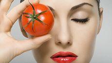 Công thức làm đẹp từ quả cà chua