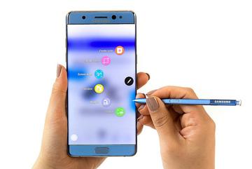 Galaxy Note 8 có phiên bản 2 SIM, chỉ dành cho Châu Âu