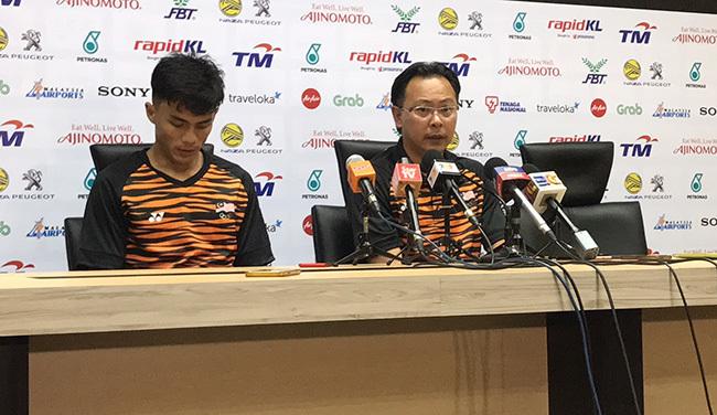 Thắng nhọc Brunei, HLV Malaysia cáu với truyền thông Việt Nam