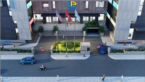 Thăm quan căn hộ mẫu dự án Mỹ Đình Plaza 2