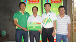 15 khách hàng đầu tiên nhận vàng từ PVFCCo