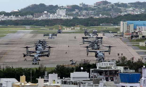 'Cỗ máy chiến tranh' khổng lồ của Mỹ ở gần Triều Tiên