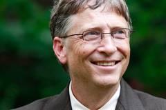 Bill Gates vừa bí mật từ thiện số tiền kỷ lục