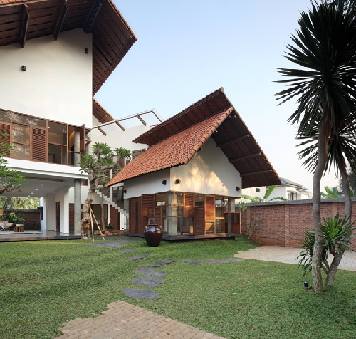 nhà đẹp, thiết kế nhà, Distort House