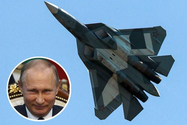 Chiến cơ tàng hình Nga diệt kẻ thù xa hàng trăm km