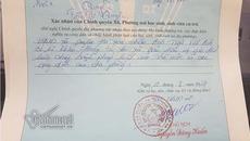 Kỷ luật cán bộ phê 'chưa chấp hành' lên lý lịch sinh viên