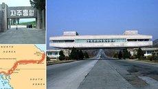 Những công trình kỳ lạ ở khu phi quân sự liên Triều