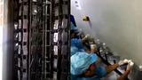 Lộ clip cận cảnh dây chuyền sản xuất iPhone 8
