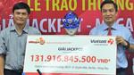 Trúng số độc đắc Vietlott: Phải đóng thuế nhiều hơn