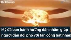 'Bí kíp' để sống sót khi bị tấn công hạt nhân