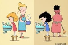 10 nguyên tắc dạy con thành tài của cha mẹ thông thái