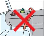 Có nên để đồ chơi trên xe ô tô?