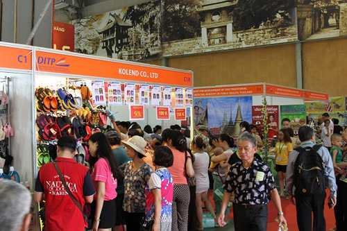 Triển lãm thương hiệu hàng đầu Thái Lan 2017 tại Hà Nội