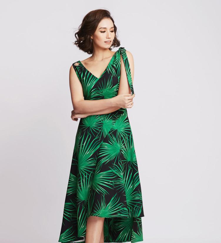 Lã Thanh Huyền đẹp hút hồn với gu thời trang tinh tế