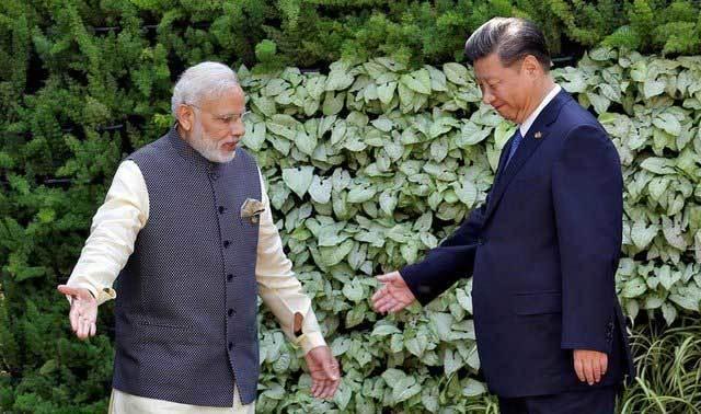 Trung Quốc, Ấn Độ, tranh chấp lãnh thổ, Trung Quốc và Ấn Độ, xung đột biên giới Trung Ấn