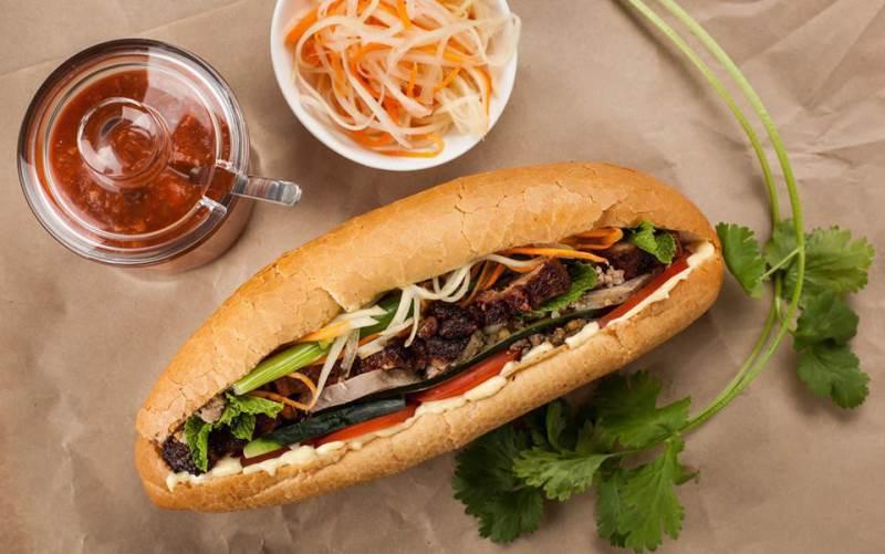 Bánh mỳ nổi tiếng, quán bánh mỳ nổi tiếng