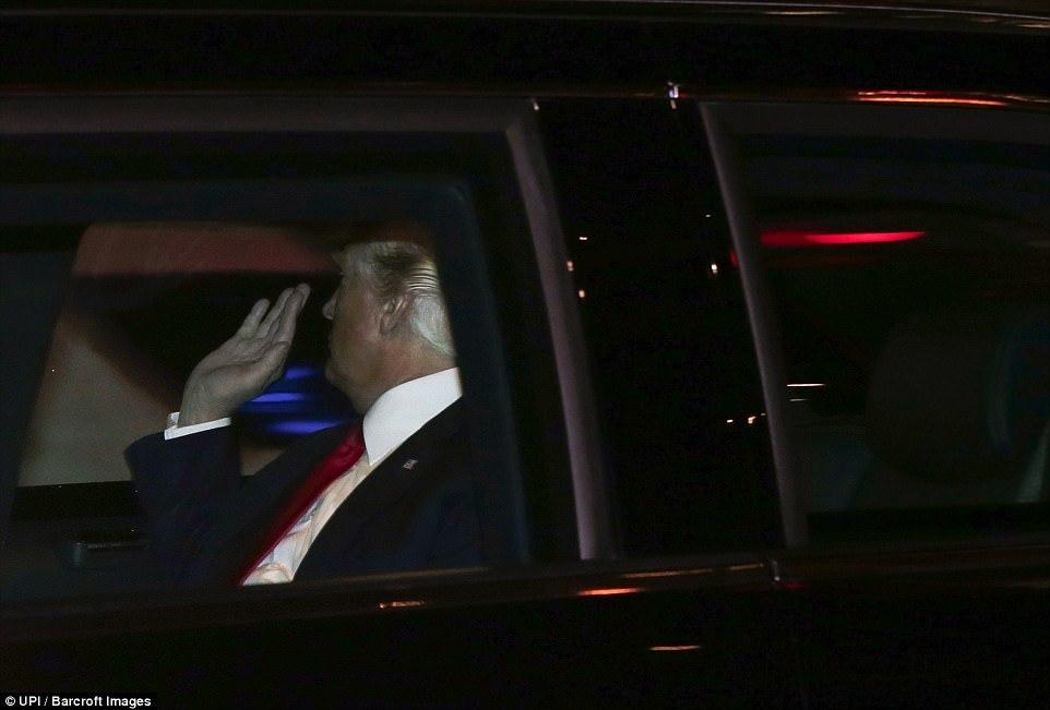 Donald Trump, Tổng thống Mỹ, tháp Trump, Không lực Một
