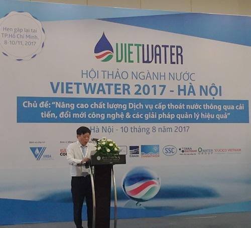 Giải pháp nào cho ngành nước sạch hiện nay?