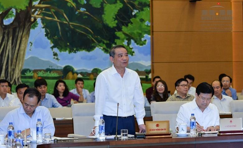 phí BOT, BOT, trạm thu phí Cai Lậy, Cai Lậy, phí đường bộ, Bộ trưởng GTVT, Trương Quang Nghĩa