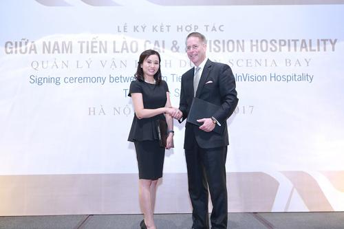 Tập đoàn InVision Hospitality quản lý dự án căn hộ Scenia Bay