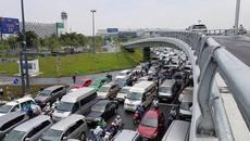 TP.HCM lập tổ phản ứng nhanh 'giải cứu' kẹt xe Tân Sơn Nhất
