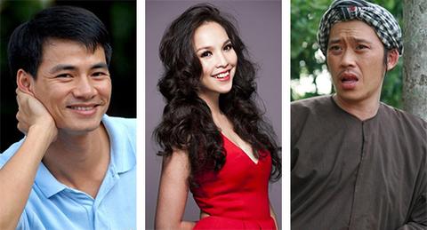 Xuân Bắc, Hoài Linh, Hiền Thục làm giám khảo Gương mặt thân quen nhí