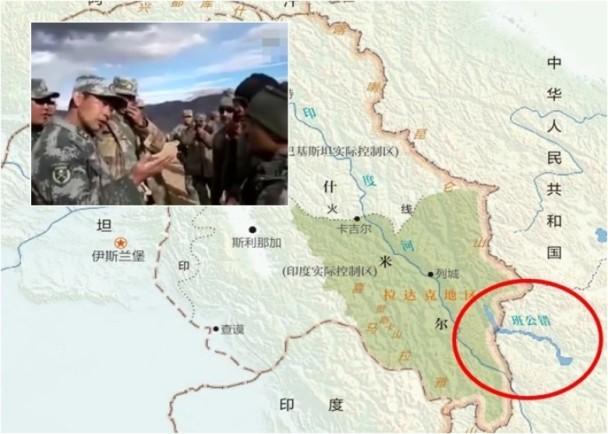 Xuất hiện xung đột mới trên biên giới Ấn-Trung
