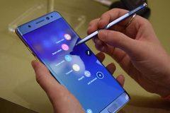 Galaxy Note 8 lộ điểm hiệu năng thấp hơn Galaxy S8