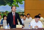 Bộ trưởng không dám cam kết chấm dứt xây dựng sai phép