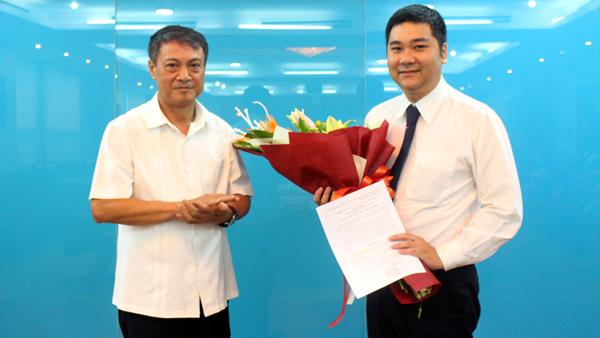 Bổ nhiệm Chủ tịch Hội đồng thành viên Tổng công ty Mobifone