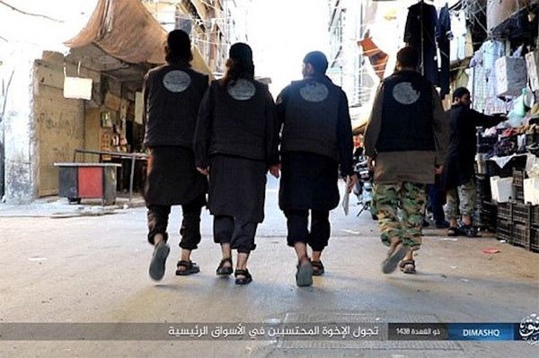 Loạt ảnh lột tả tội ác ghê rợn của IS với thường dân