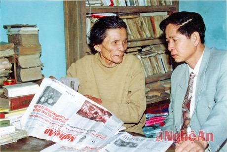 Trần Hữu Thung 'ở quê' như tôi biết