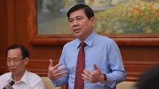 Chủ tịch TP.HCM: Ngập lụt có phần do ý thức người dân