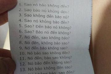 Đáp án thú vị của bài tập tiếng Việt ghép từ thành câu