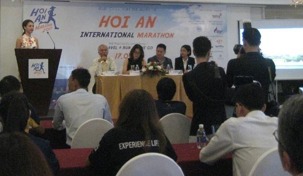 Marathon quốc tế Hội An 2017: Cuộc đua kỳ thú