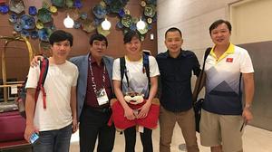 Ánh Viên tới Malaysia, quyết giành 10 HCV SEA Games