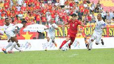 Công Phượng có thể dự bị ở trận gặp U22 Campuchia