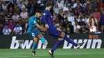 Real Madrid 0-0 Barca: Bale dự bị (H1)