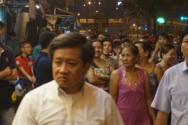 Đoàn Ngọc Hải, quận 1, vỉa hè,dẹp vỉa hè,TPHCM