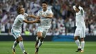 Real Madrid 2-0 Barca: Tuyệt phẩm của Benzema (H1)